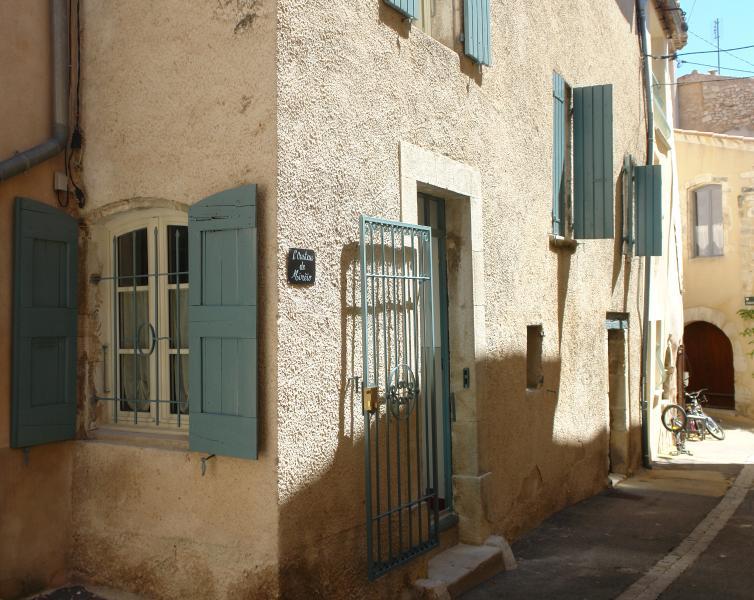 """You have arrived at """"L'Oustau de Mirèio"""", rue de la Claustre in Sault"""