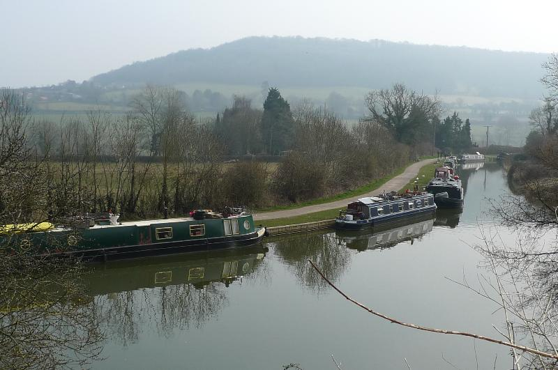 For a change of pace, head out along the towpath into the beautiful Limpley Stoke valley