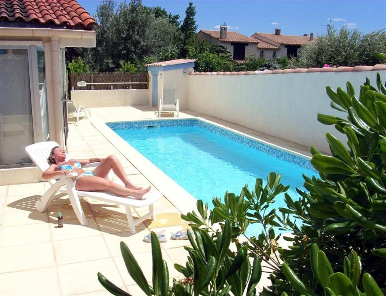 Villa Tourbes, holiday rental in Pezenas