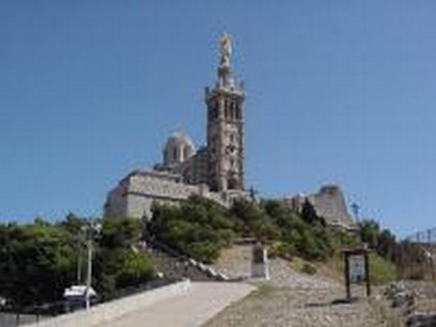Our Lady of the 'good mother' custody in Marseille