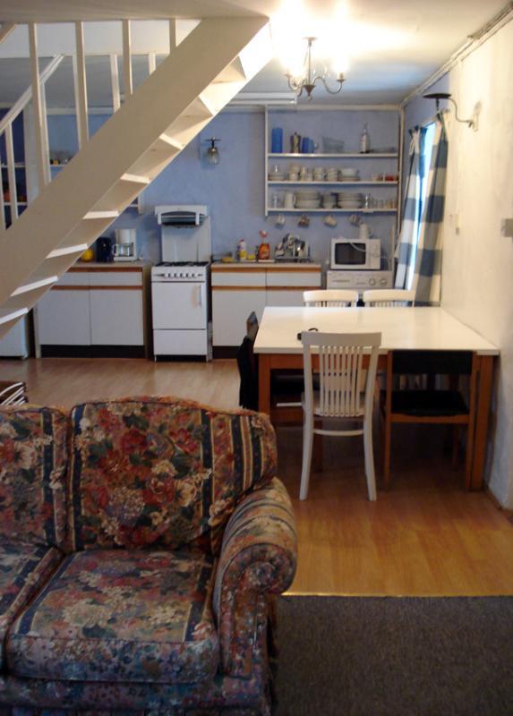 Living room/Kitchen (Open plan)