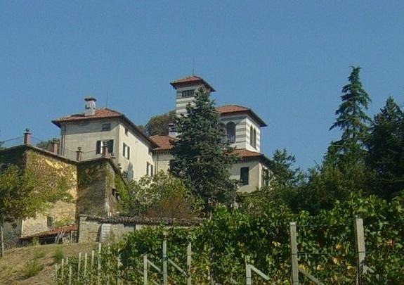 Grillano Castle - Organic winery