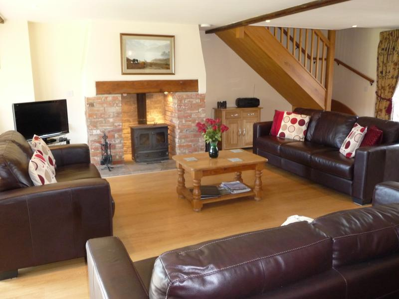 Great Coombe sitting room