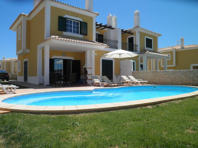 32ft Leisure Pool, terrace and gardens
