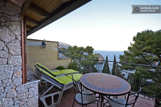 Tovimar: Terrazza 'Marina Appartment'