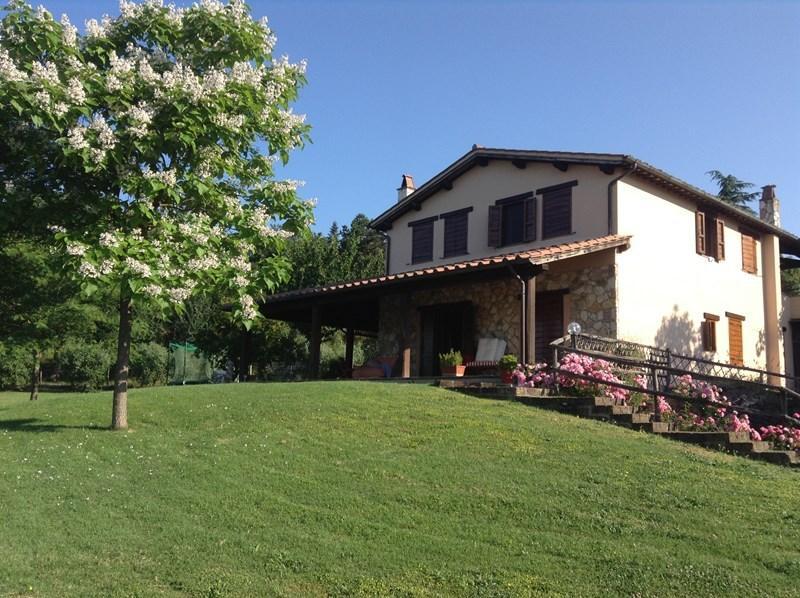 Villa Caterina, Ferienwohnung in Montecampano