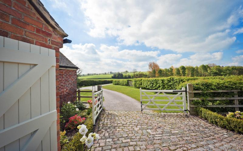 Brailsford Barns Ashbourne Derbyshire, vacation rental in Hulland Ward
