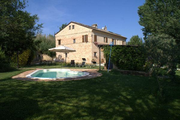 casa il Girasole, vacation rental in Sambucheto