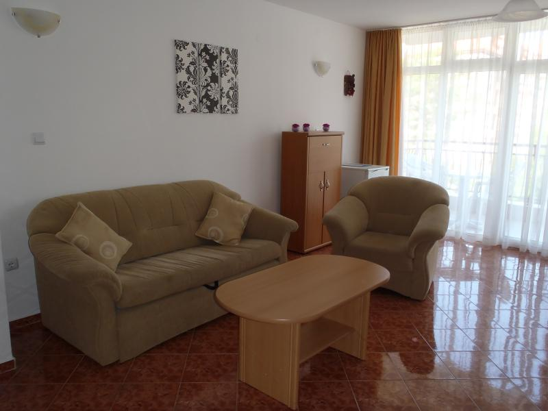 Sofabed in Living room