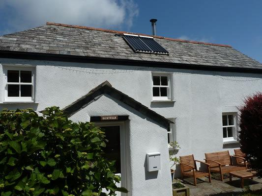 Glentruan holiday cottage - Crackington Haven