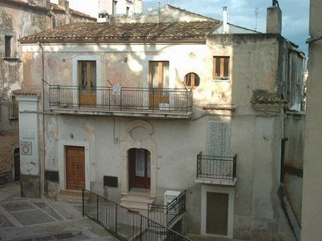 casa vista esterna