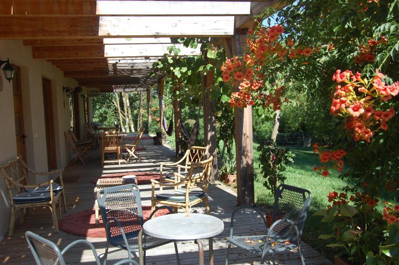 Campo di Cielo Bio Agriturismo Vegan, holiday rental in Santa Giustina