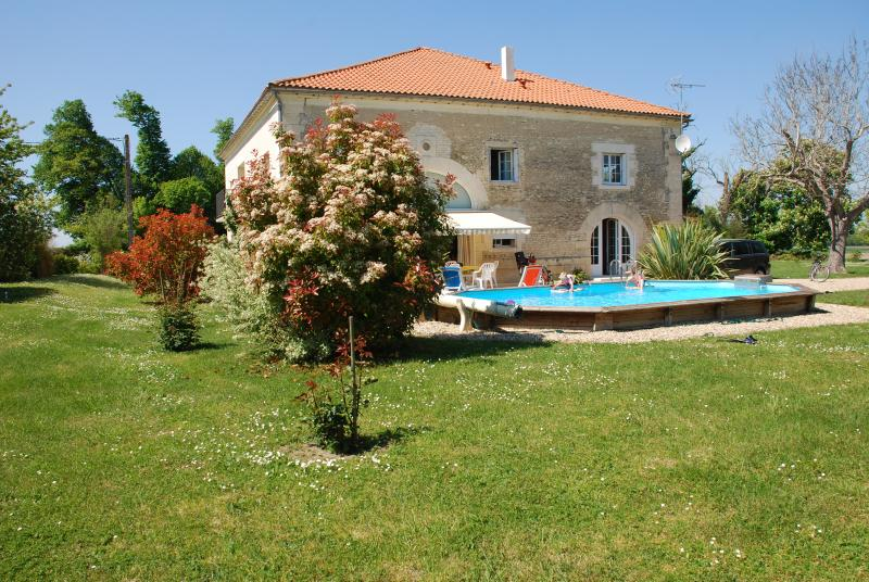 Chez Nous, holiday rental in Saint Sigismond de Clermont