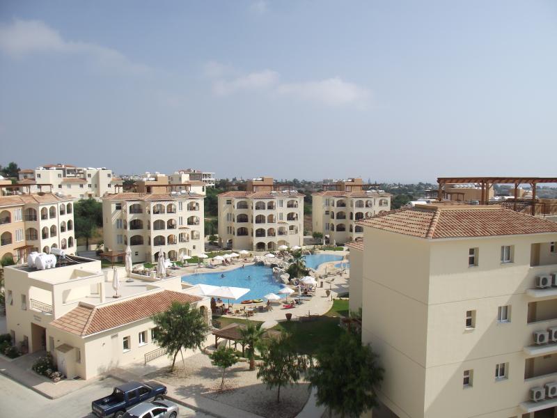Aerial View of Resort