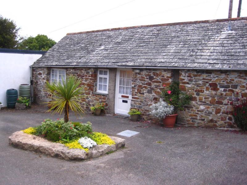 The Barn Rosecare nr  Bude Cornwall, holiday rental in Crackington Haven