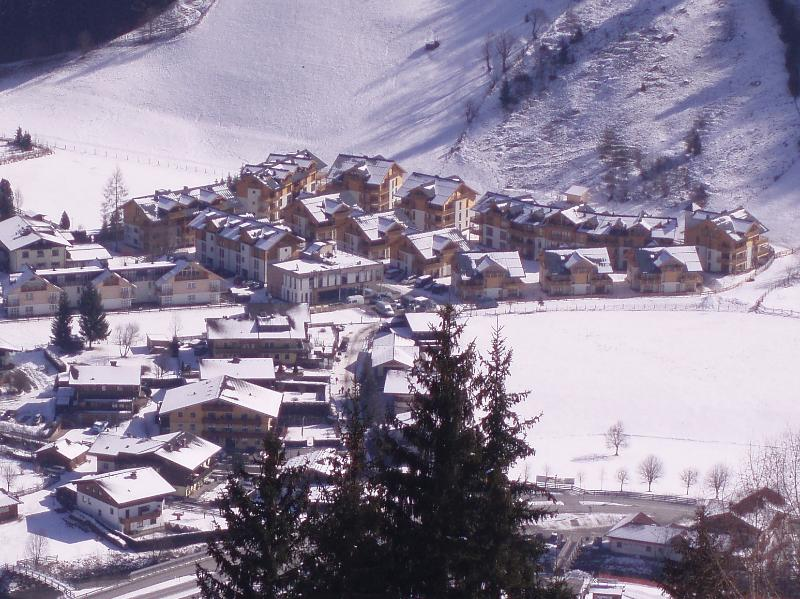 Schonblick Mountain Resort from the gondola