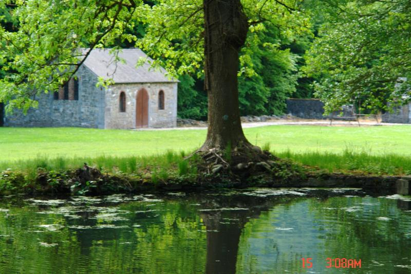 la capilla de la propiedad