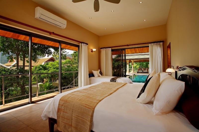 Camera da letto 3 con bagno en-suite