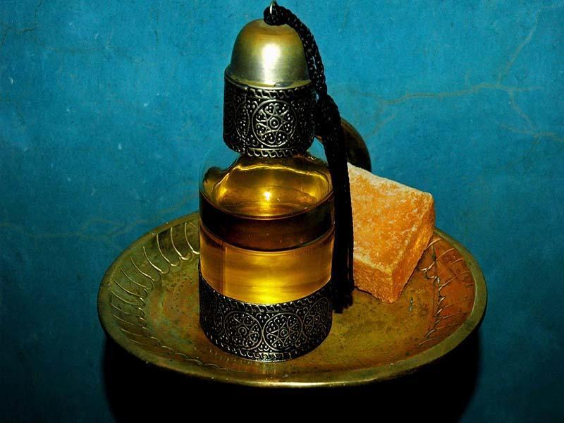Argan-Öl für die Gäste Erfahrung