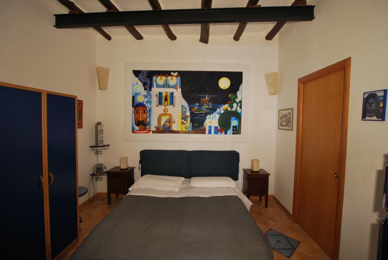 Ambra studio flat Lipari Eolie, vacation rental in Aeolian Islands