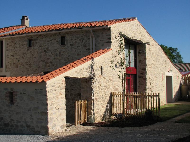 Holiday accommodation gite or cottage with private indoor heated pool: 155 m², 3 rooms, 3 bathroms