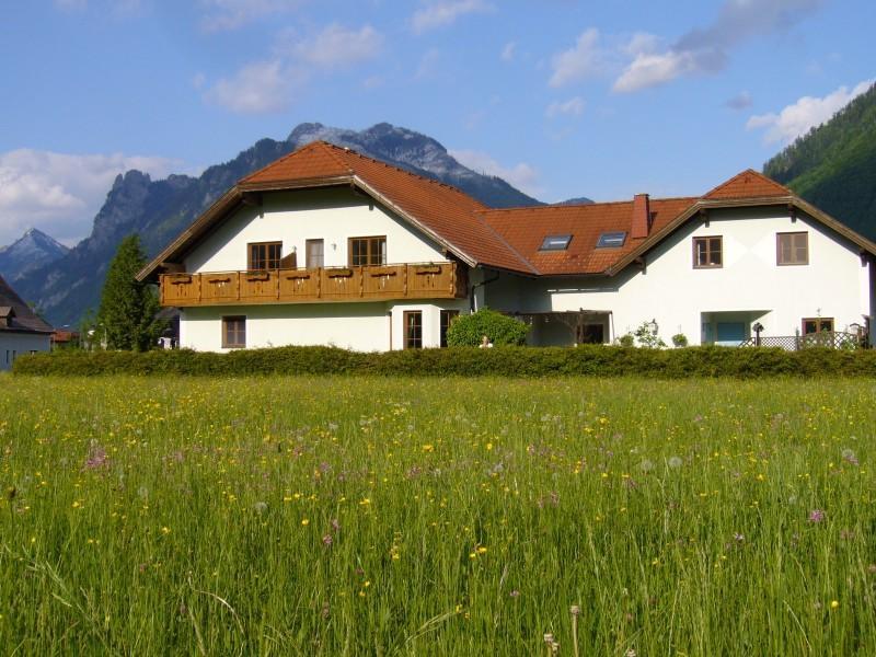 The Rosenhof B&B is set in beautiful countryside