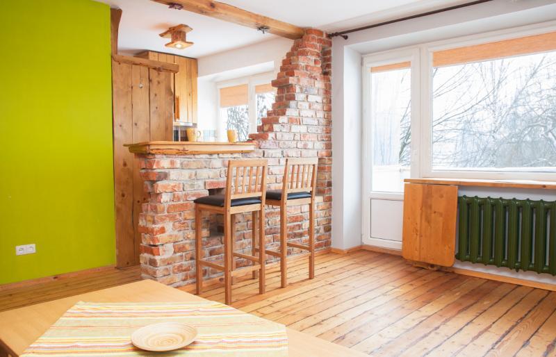 Giedres Countrystyle apartment, alquiler vacacional en Condado de Kaunas