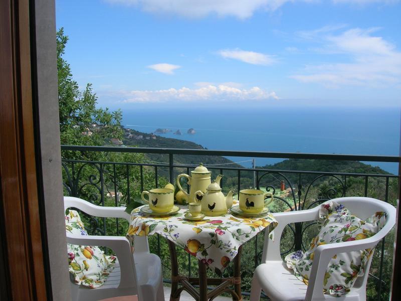 Panorama on li Galli Islands - APT Lia