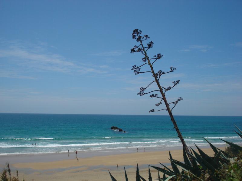 La playa bonita