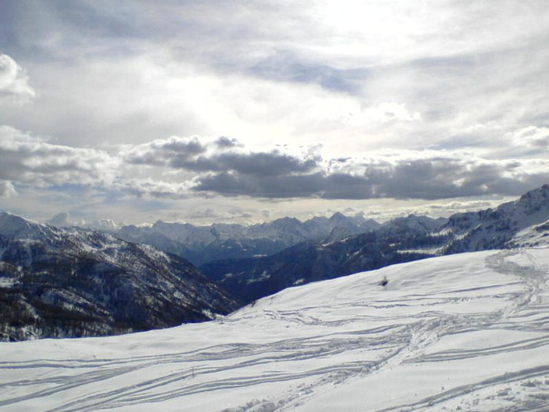 Cervinia La Grand'Ourse, Ferienwohnung in Valtournenche