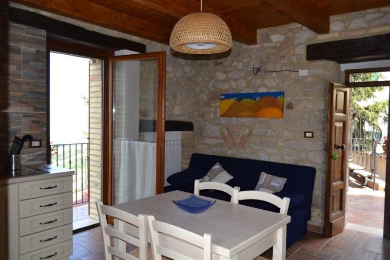 Il Giardinotto Casa Vacanze, location de vacances à Civitella Messer Raimondo