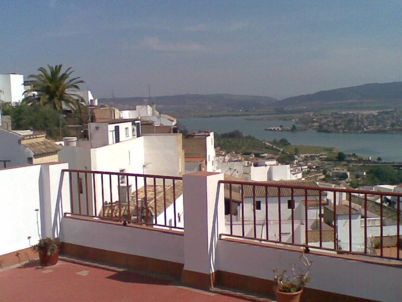 This is white and wonderful Andalusia...