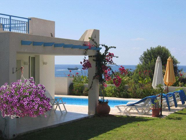 Holiday villa in Cyprus (Paphos), holiday rental in Khlorakas