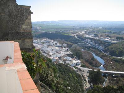 Alta Vista, in the upper town, is ideal to explore magnificent old Arcos