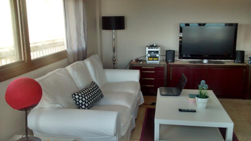 Magnifico piso, 1ª linea de playa, Gandia, alquiler de vacaciones en Playa de Gandía