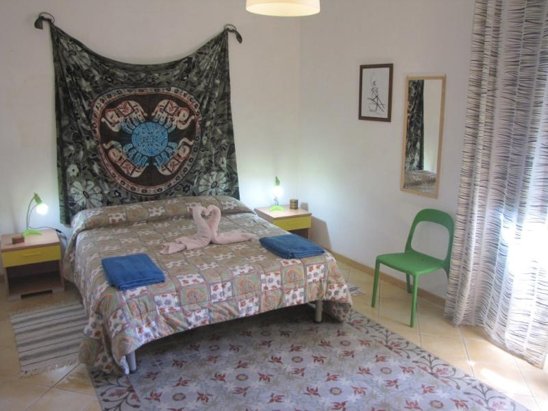 APARTMENT ALBATROS BED ROOM WITH EXTERNAL BALCONY