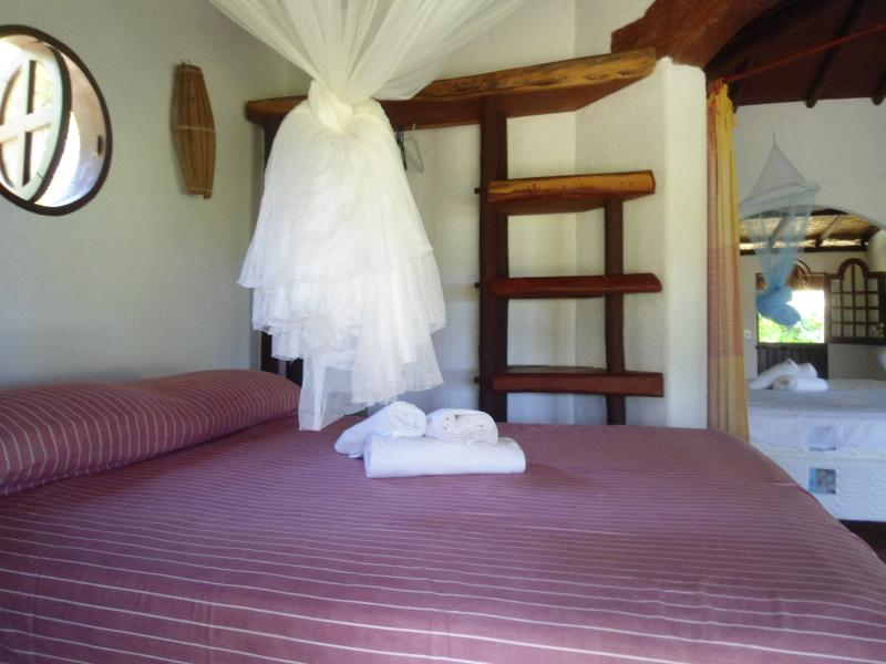 chalè loft room