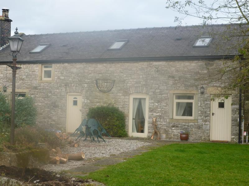Rustic Barn, holiday rental in Bakewell
