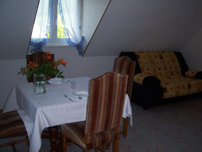 2 pieces chez le vigneron, holiday rental in Westhalten