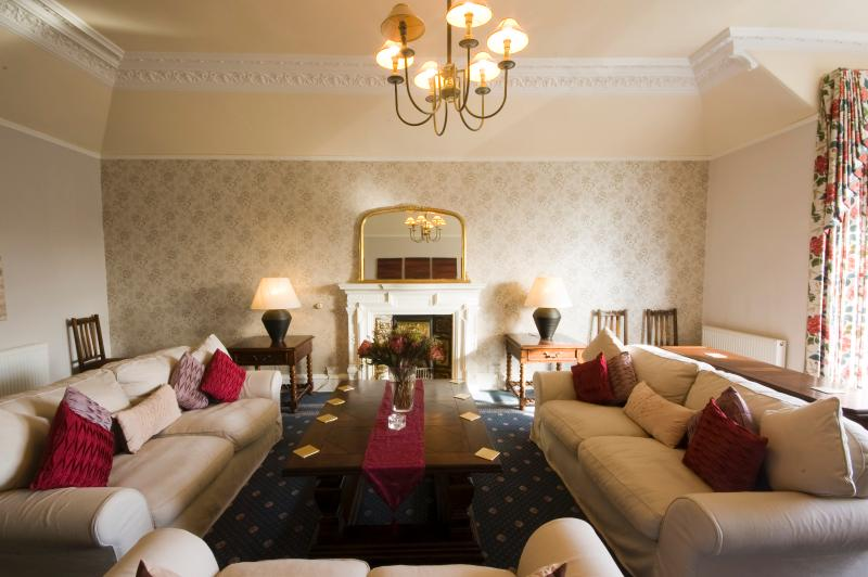 Large Drawing room with comfortable seating