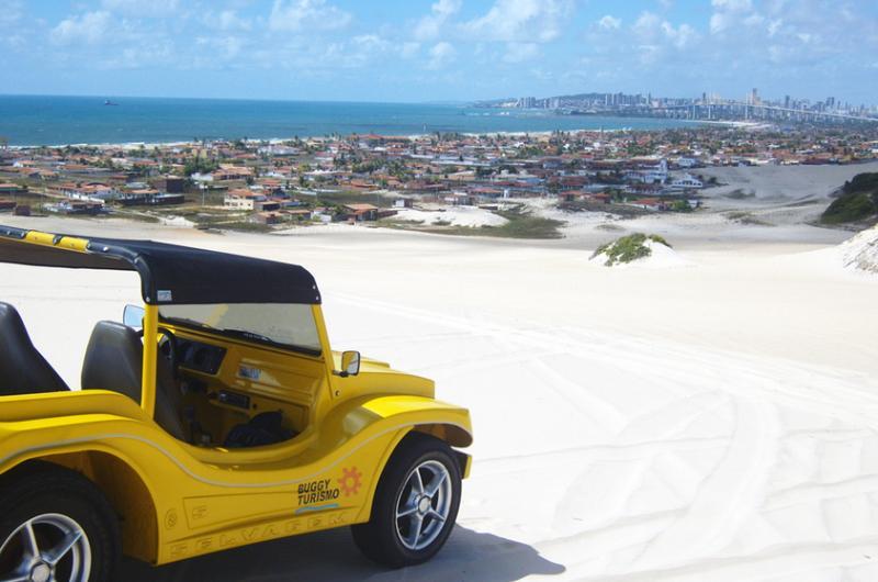 tourist spot dunas de Genipabu