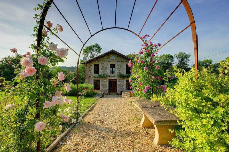 Villa Cadourel, holiday rental in Ginals
