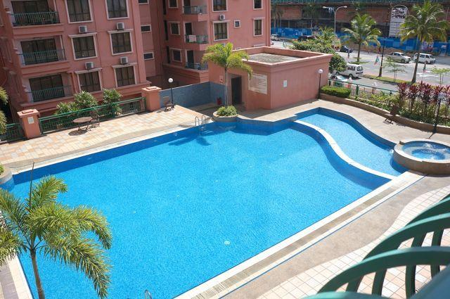 Don's Marina Court Holiday Apartment, holiday rental in Kota Kinabalu District