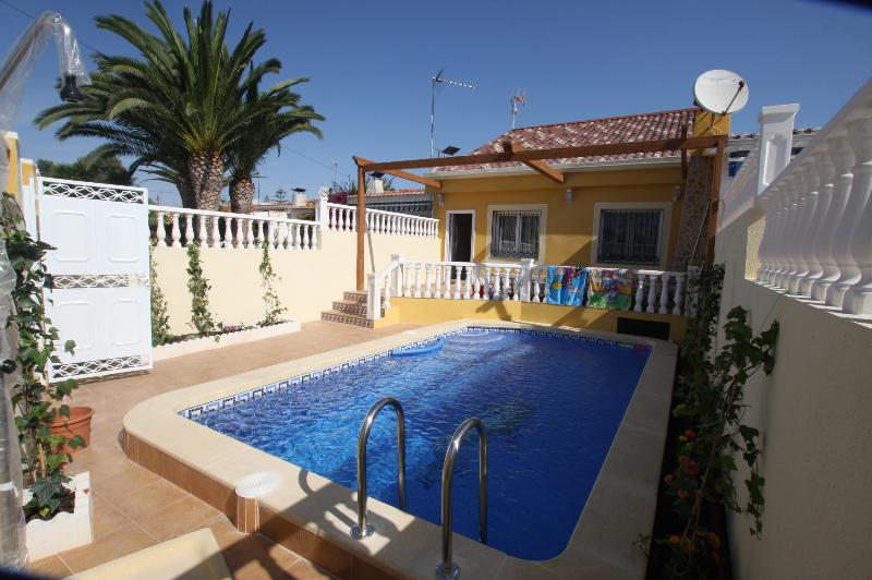 Dar Saioa, vacation rental in Torrevieja