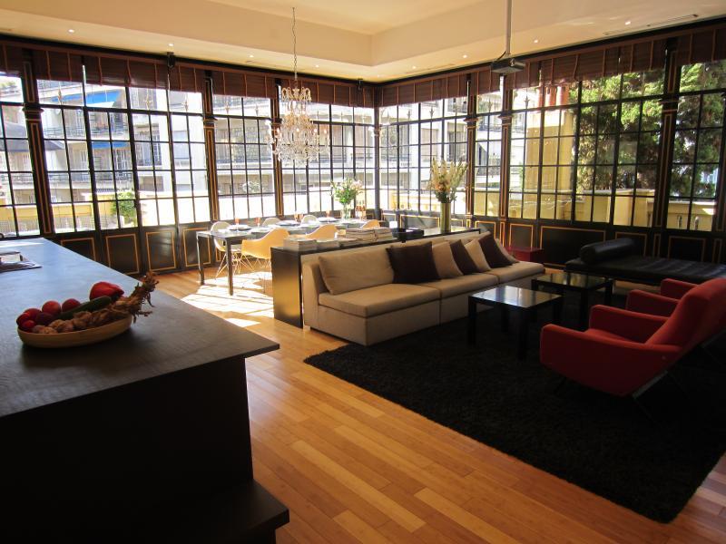 Living area - Loft Belle Epoque