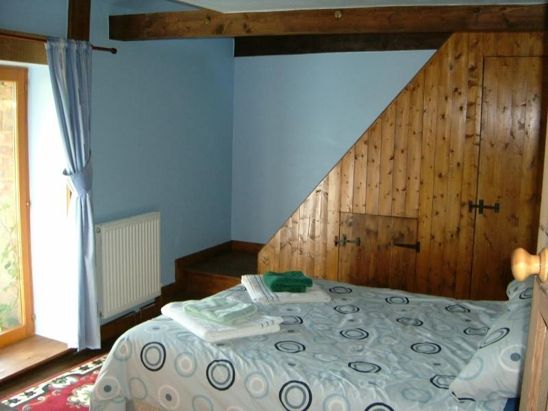 Double room with mezzanine
