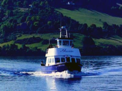 Jacobite Boat Trips on Loch Ness