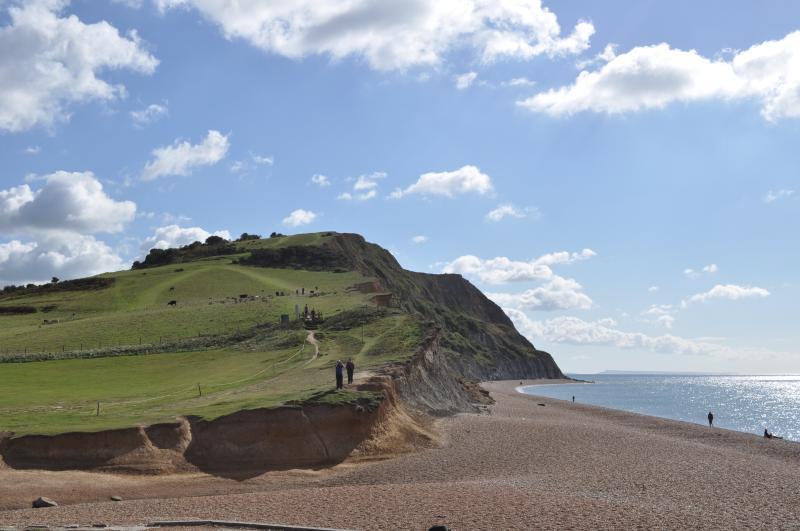 Seatown beach just minutes away - great pub - great walks.