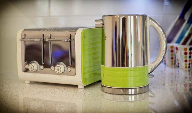 Dualit & Joseph Joseph accessories. Fully equipped, every appliance.