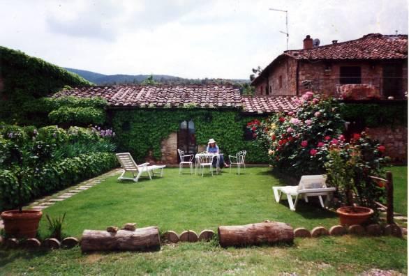 villa giulia, location de vacances à Monteriggioni